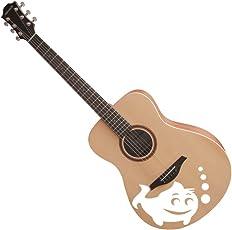 meSleep Fish Guitar Sticker