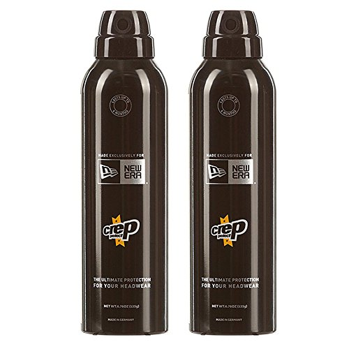 Crep Protect x New Era Headwear Protection Clear (2 Bottles of 200ml) (Usa Headwear)
