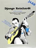 Reinhardt Django transcrit par Marcel Dadi Guitare Tablatures de Divers