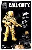 2014 Mega Bloks Call of Duty Exclusive Ghosts Mini Figure by Mega Brands
