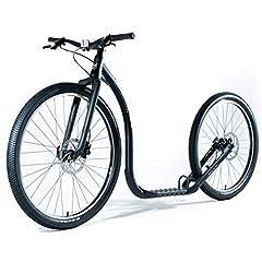 Idea Regalo - Kick Bike Cross MAX 29 - Offroad monopattino per adulti - Finn Scoot
