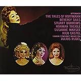Offenbach: Hoffmanns Erzählungen (Les contes d'Hoffmann) (Gesamtaufnahme) (Aufnahme 1972)