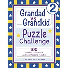 Grandad vs Grandkid Puzzle Challenge: Volume 2