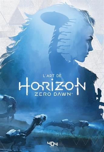 L'art de Horizon Zero Dawn par PAUL DAVIES