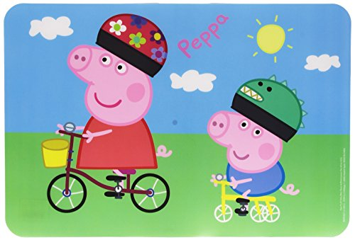 PP OFFSET PLACEMAT PEPPA PIG