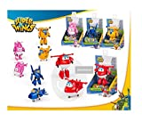 ColorBaby - Super Wings - Dizzy - Personaje transformable