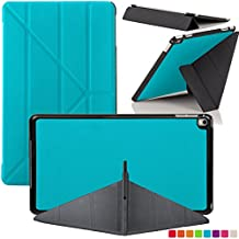 """Forefront Cases® Nueva Origami Funda Case Cover Protectora Plegable para Apple iPad Pro 12.9 - Tablet WiFi, 12.9"""", 32GB – Función automática inteligente de Suspensión/Encendido"""