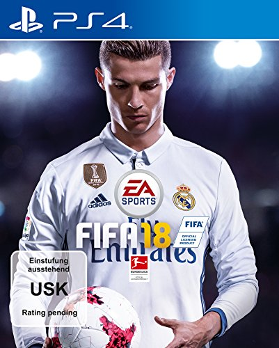 FIFA 18 - Standard Edition - [PlayStation 4]