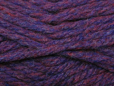King Cole Big Value Super Chunky Wool Heather 16