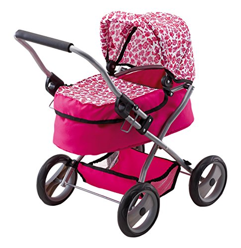 Bayer Design 12042 - Puppenwagen My First Trendy, pink