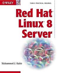 Red Hat Linux 8 Server