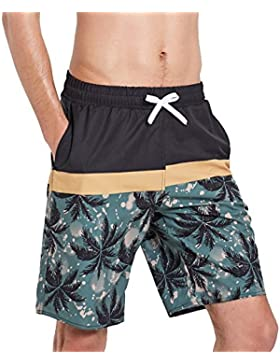 Zgsjbmh Cool Surf Shorts Loose S