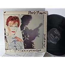 DAVID BOWIE scary monsters, BOW LP 2