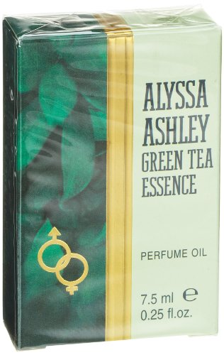 Alyssa Ashley Green Tea Parfum Oil, 7,5 ml - 7,5 Ml Edt