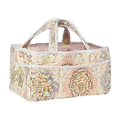 trend-lab-waverly-rosewater-glam-diaper-caddy