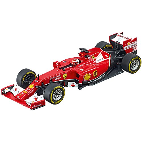 Carrera-Digital-132-20030735-Voiture-De-Circuit-Ferrari-F14-T-Krikknen-No7