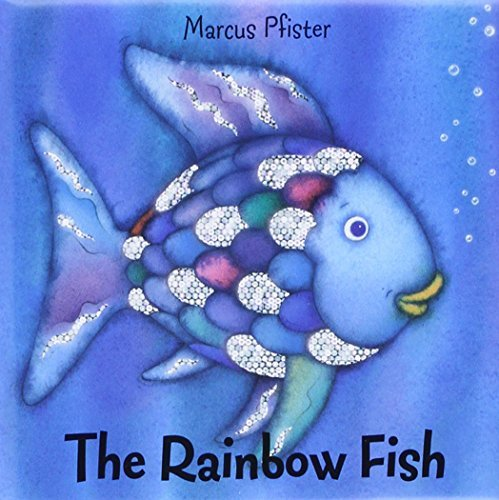 The Rainbow Fish Bath Book by Marcus Pfister (2000-03-01)
