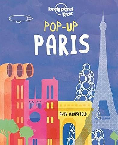 Pop-up Paris 1ed - Anglais