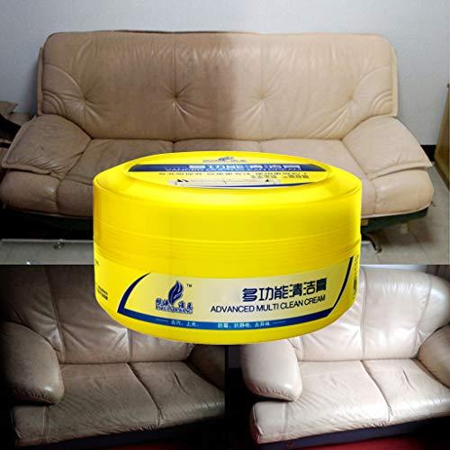 Syeytx Multifunktionsreiniger für die Reinigung von Leder Hygienische und saugfähige Reinigungscreme Repair Tool Cream