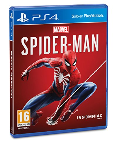 Marvel's Spider-Man (PS4) (precio: 39,90€)