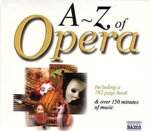 A-Z of Opera