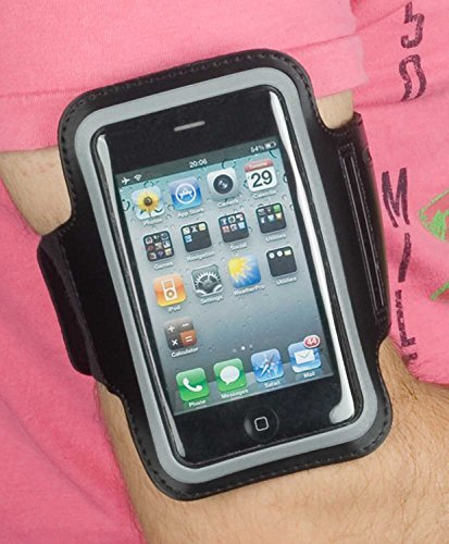 yayago Sportarmband Oberarmtasche Oberarm Tasche / Armband Sport Tasche für LG Optimus G Pro E985 Jogging Fitness Case Etui