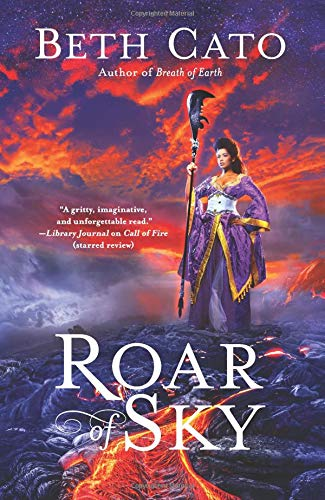 Roar of Sky (Blood of Earth, Band 3)