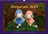 Amigurumi-Welt (Wandkalender 2014 DIN A3 quer): Häkel und Stricktiere (Monatskalender, 14 Seiten)