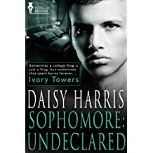 Sophomore: Undeclared (Ivory Towers Book 2) (English Edition)