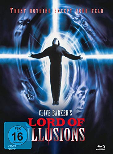 Lord of Illusions - 2-Disc Limited Collector's Edition im Mediabook (Blu-ray + DVD)