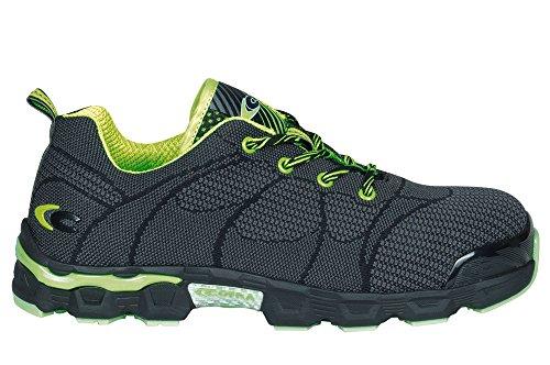 Cofra JE028-000.w47taglia 47S1P SRC scarpe antinfortunistiche'Beach Soccer-grigio