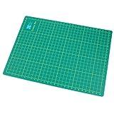 New A4 alfombrilla guía para cortar, antideslizante tapete de tarjeta con papel tabla de Recortes alfombrilla de corte preciso