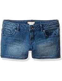 Roxy Girls' Shine Like Sun Denim Shorts