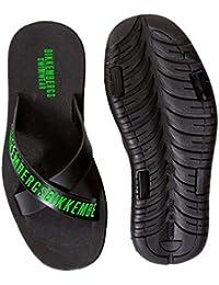 Bikkembergs 2016 cruzadas Zapatillas para playa Piscina beachwear Slippers men