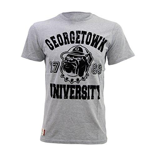 AMERICAN FRESHMAN JUNIPER TEE Herren T-Shirt Georgetown University Neu
