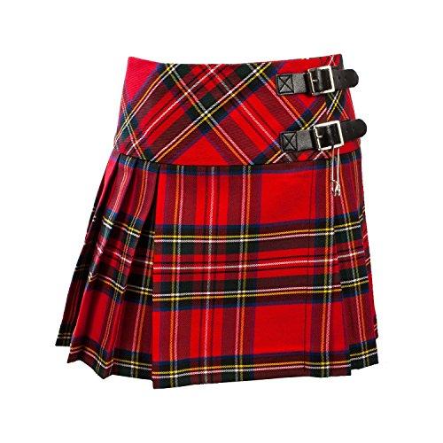 37853bdc6 Baby Girls Luxury Scottish Billie Kilt/Mini Skirt Available in 3 Tartans  New (3