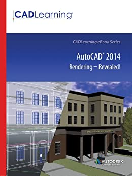 autocad 2014 rendering revealed english edition ebook. Black Bedroom Furniture Sets. Home Design Ideas