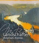 Landschaften 2013. Kunstkalender