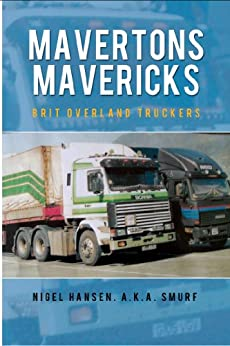 Mavertons Mavericks by [Hansen. A.K.A. Smurf, Nigel]