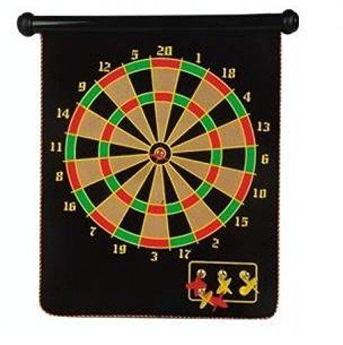 38,1cm magnetisch Dart Board Set, zum Aufhängen Gummi Dartscheibe