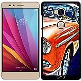 Best HUAWEI Att Téléphones portables - Coque pour Huawei Honor 5X - Cuba Taxis Review