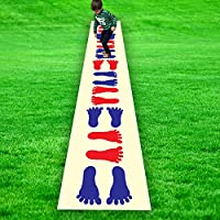 TULAY Play Floor Games, Game for Kids and Adults Family Game, Memory Games,Kith-Kith, Stapu, Langdi, Chalk Game