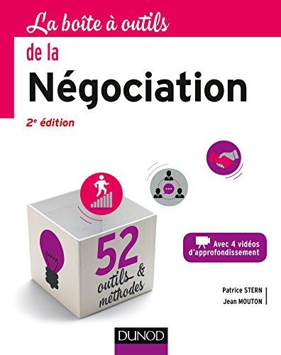 La Boîte à outils de la Négociation - 2e éd. par Patrice Stern