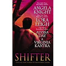 Shifter by Angela Knight (2008-03-04)
