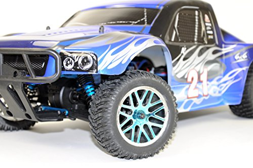 RC Auto kaufen Short Course Truck Bild 4: Amewi 22069 Short Course Truck Brushless 4WD, 2 4GHz, M1 10*