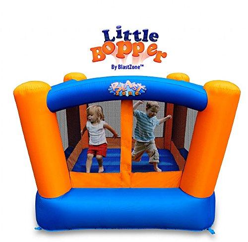 Blast Zone GE-LITTLEBOPPER Original Inflatable Bouncer
