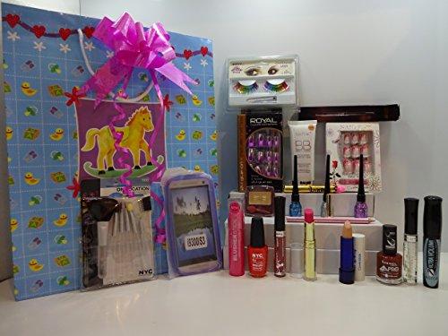20pc-make-up-gift-bag-set-regalo-make-up-prodotti-mix-marche-unghie-ciglia-mobile-phone-cover-poster