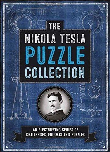 The Nikola Tesla Puzzle Collection by Richard Wolfrik Galland (2016-02-04)