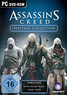 Assassins Creed (Heritage Collection) (B00F62CB9U) | Amazon Products