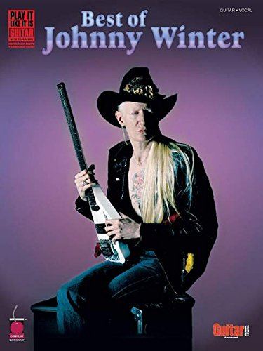 Best of johnny winter guitare